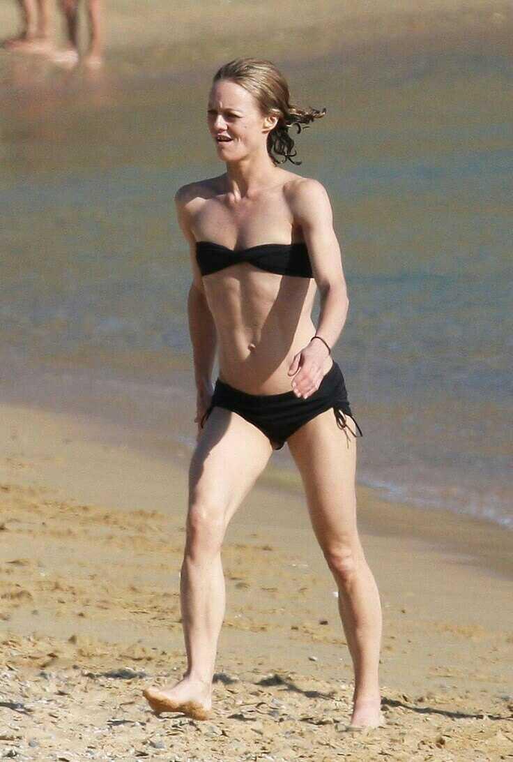 Vanessa Paradis hot bikini pics
