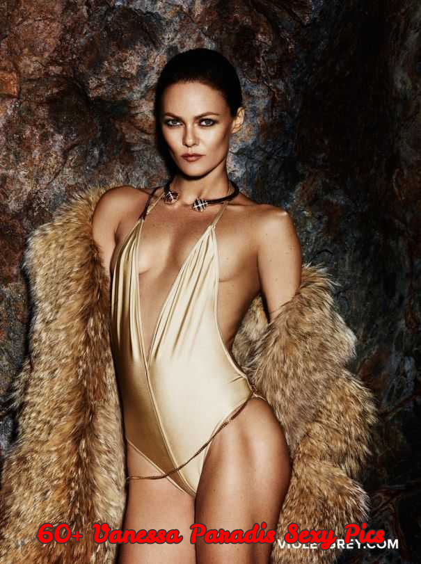 Vanessa Paradis sexy pics