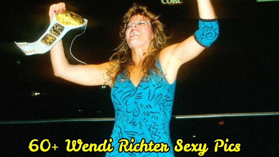 Wendi Richter adorable
