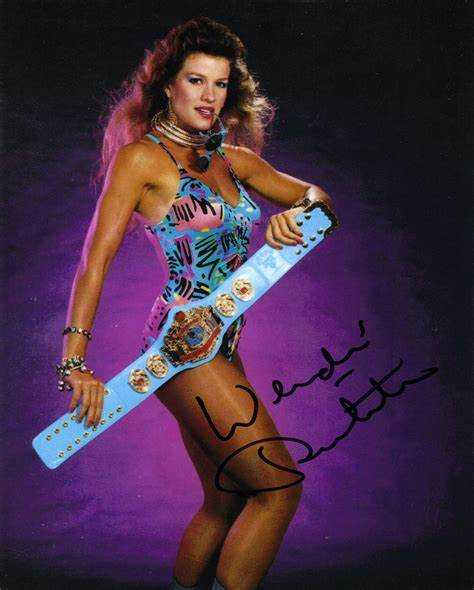 Wendi Richter awesome