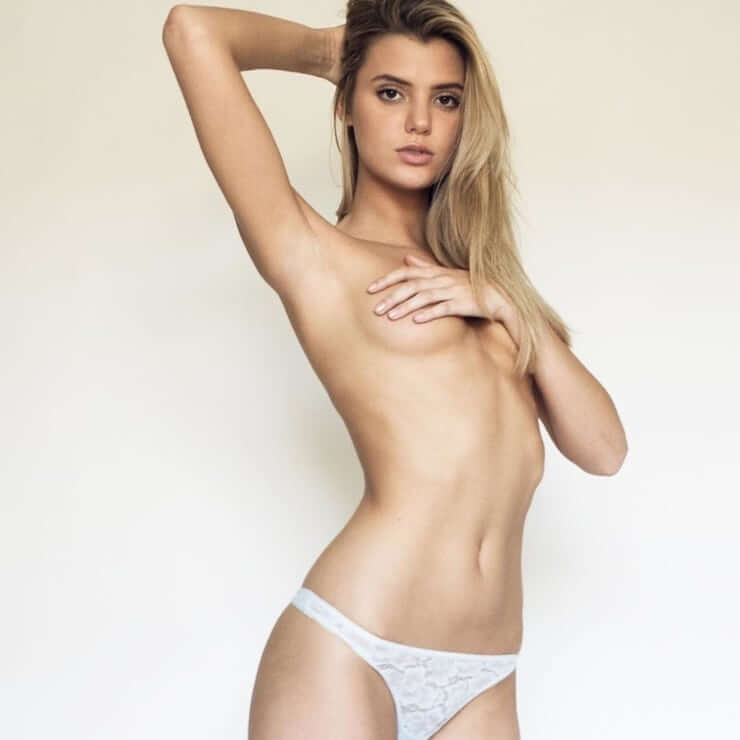 alissa violet topless