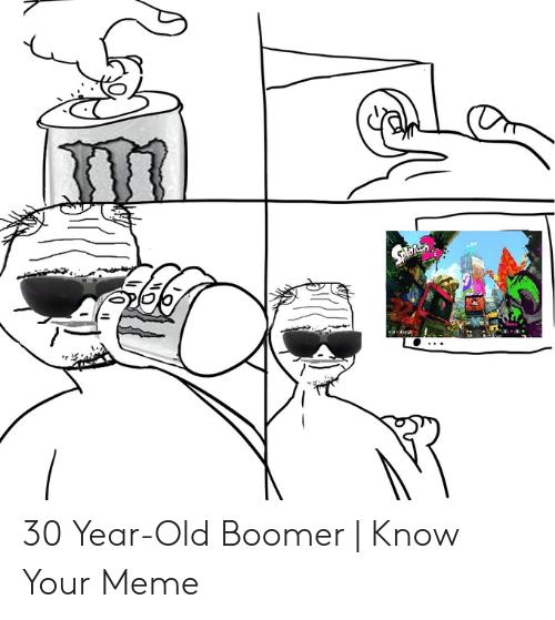 amusing 30-Year-Old Boomer memes