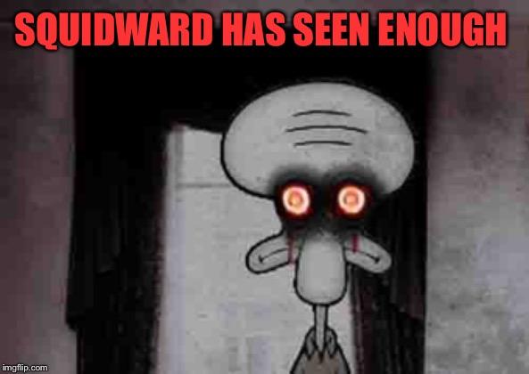 amusing Squidward's Suicide memes