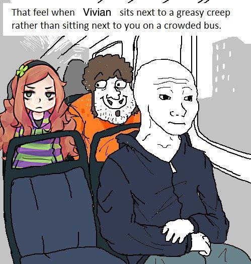 amusing Vivian James memes
