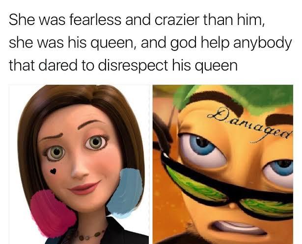animated Bee Movie memes