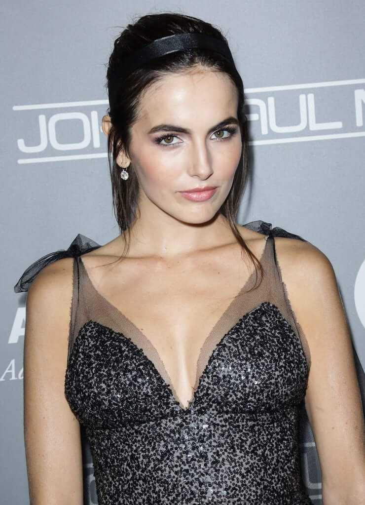 camilla belle cleavage pics