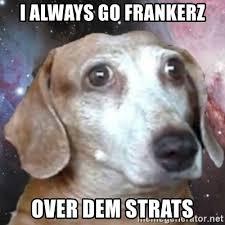 cheerful FrankerZ memes