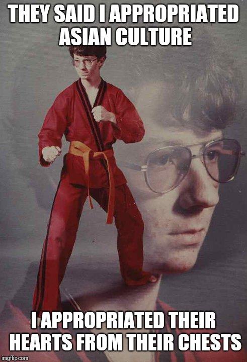 cheerful Karate Kyle memes