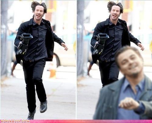 cheerful Strutting Leo memes