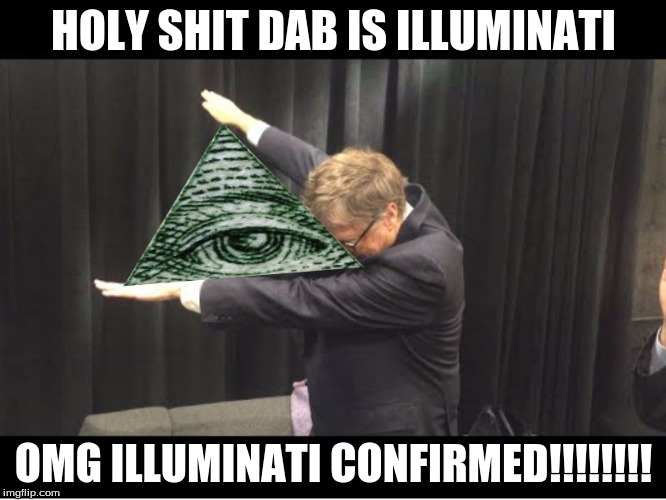 cheerful The Dab memes