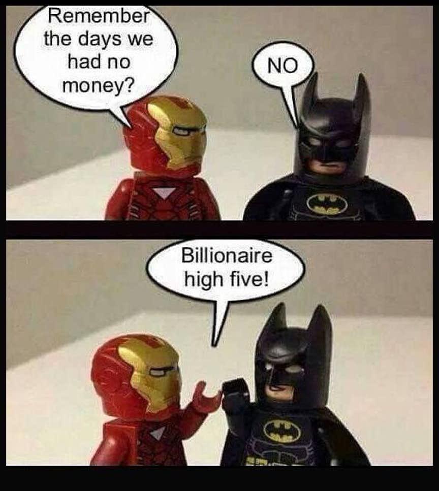 chucklesome Avengers Vs Justice league memes