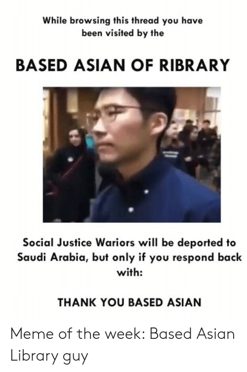 comic Asians in the Library memes