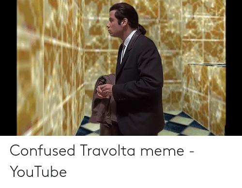 comic Confused Travolta memes