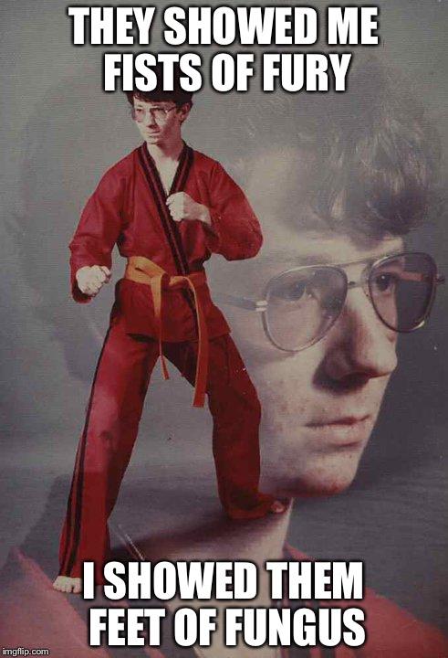 comic Karate Kyle memes