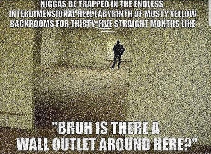 comic The Backrooms memes