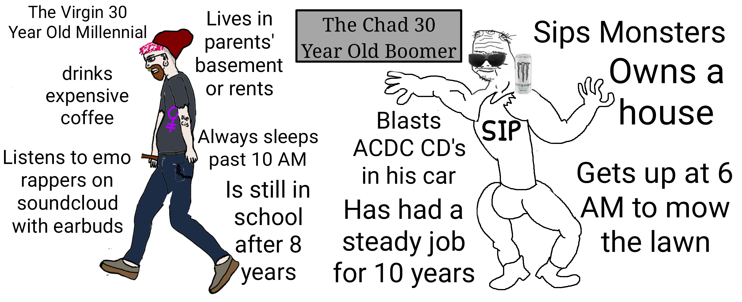comical 30-Year-Old Boomer memes