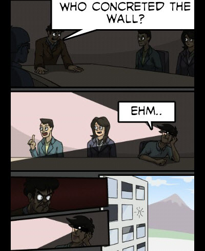 comical Boardroom Suggestion memes