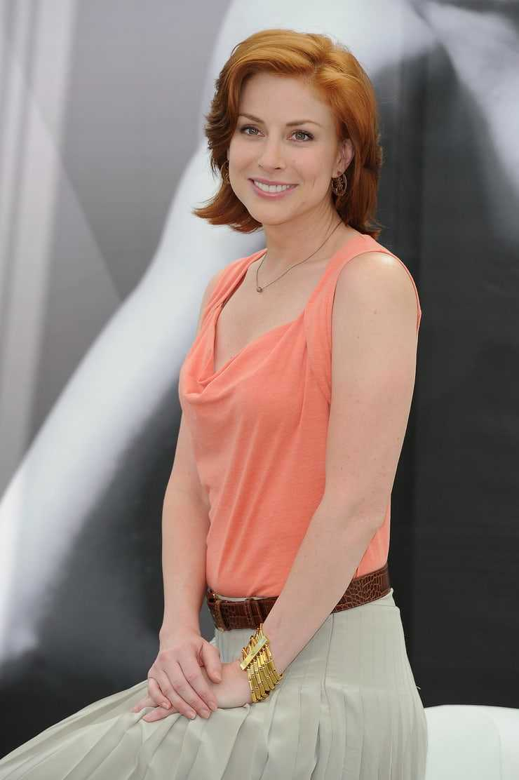 diane neal cute smile