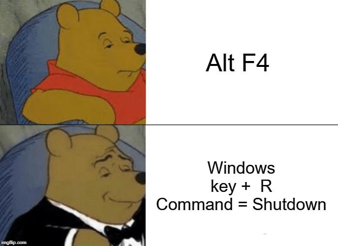 droll, Alt + F4 memes