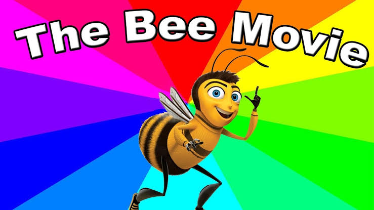 droll, Bee Movie memes