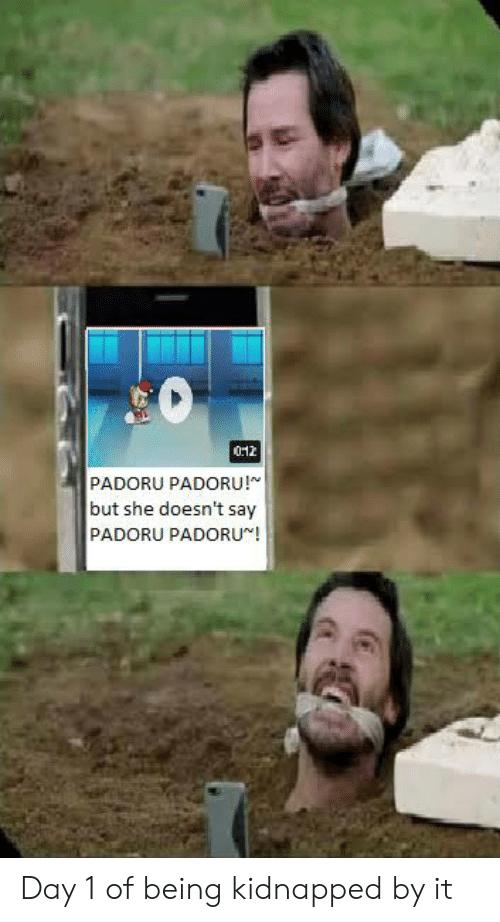 droll, Padoru memes