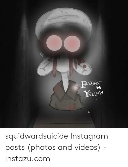 droll, Squidward's Suicide memes