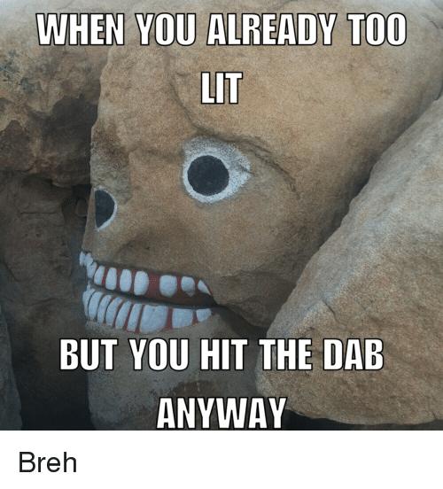 droll, The Dab memes