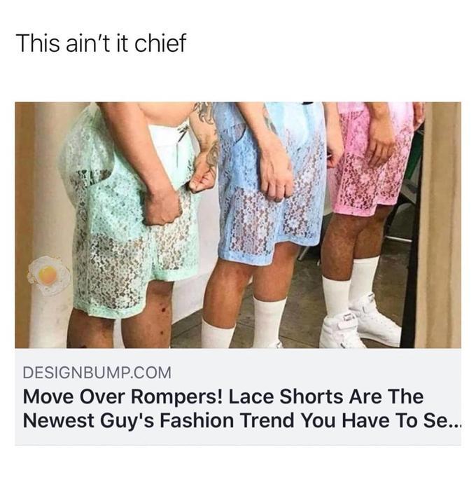 droll, This Ain't It, Chief memes