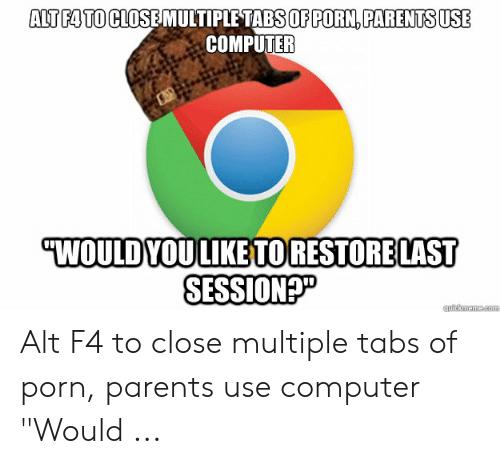 entertaining Alt + F4 memes