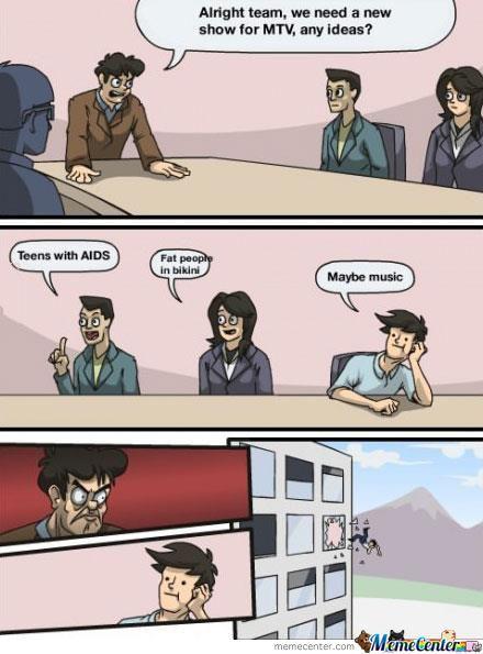 entertaining Boardroom Suggestion memes