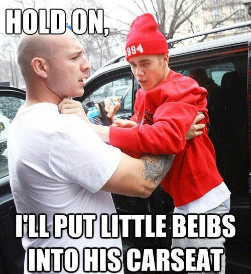 entertaining Justin Bieber memes