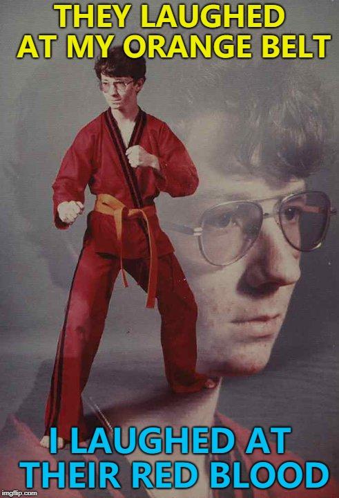 entertaining Karate Kyle memes