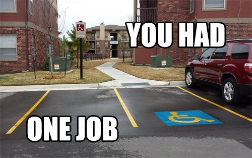 entertaining You Had One Job memes