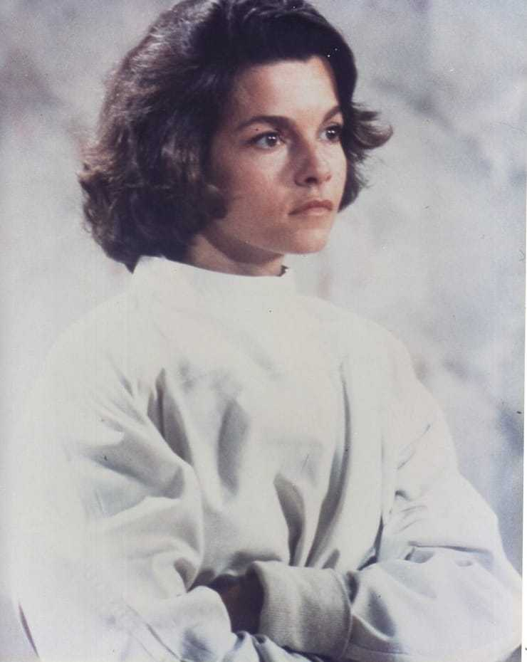 genevieve bujold angry face