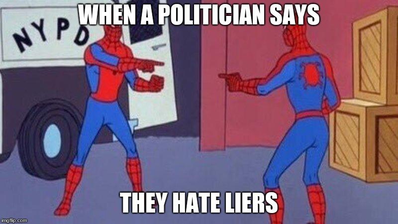 high-spirited Spider-Man Pointing at Spider-Man memes