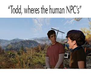 high-spirited Todd howard memes