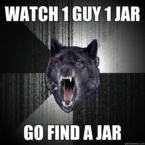 humorous 1 Guy 1 Jar memes