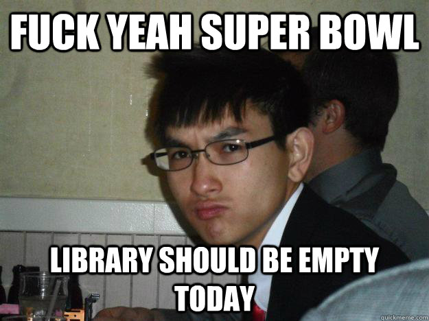 humorous Asians in the Library memes