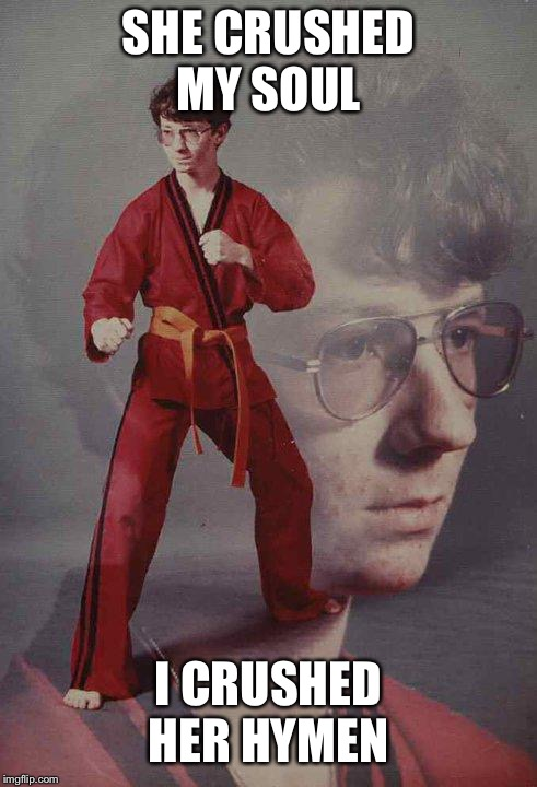humorous Karate Kyle memes