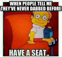 humorous The Dab memes