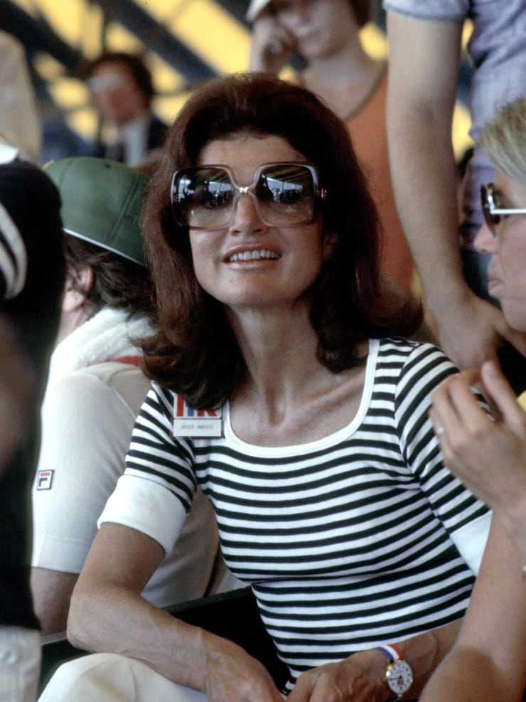 jacqueline kennedy onassis good looking