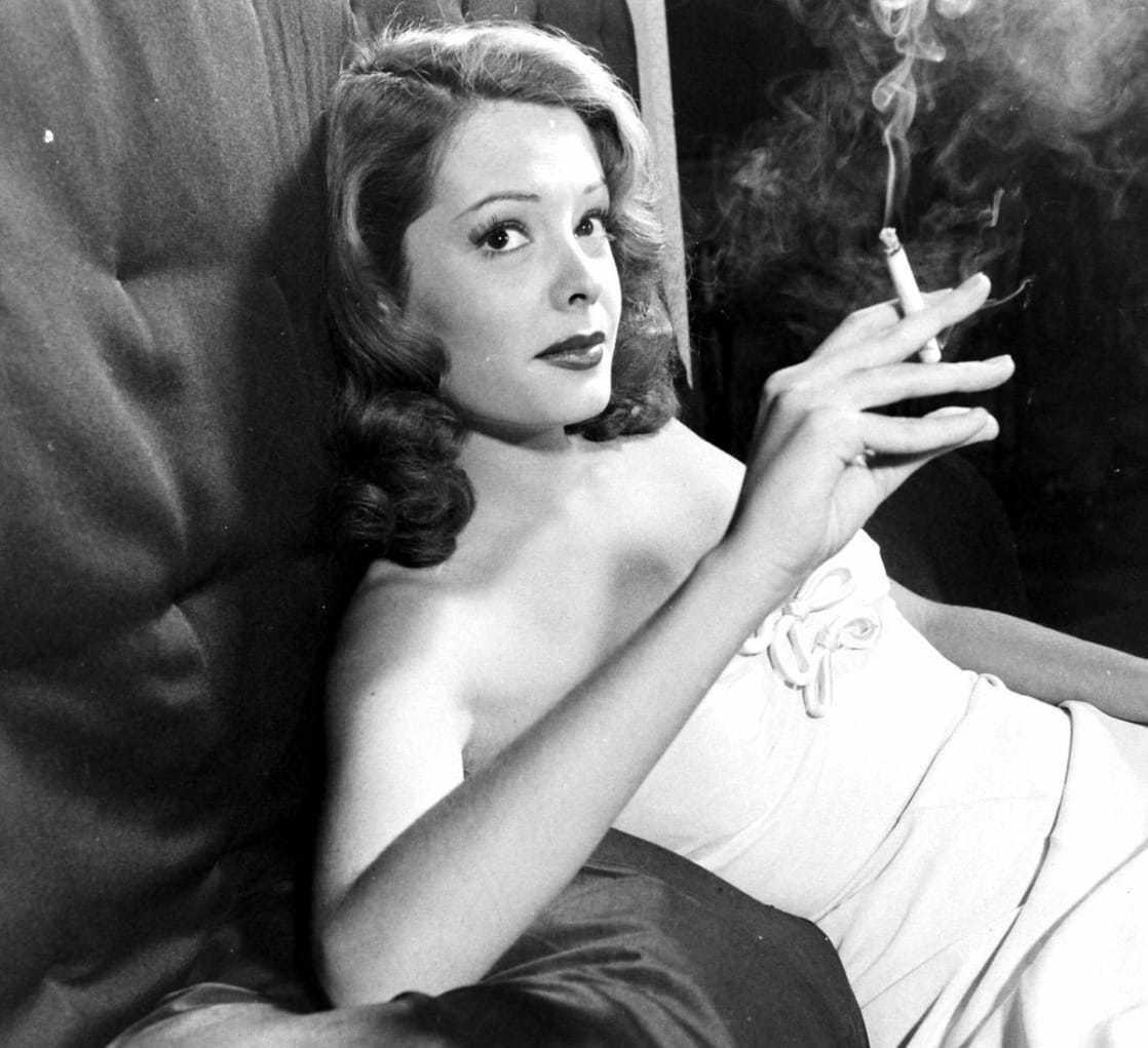 jane greer smoking