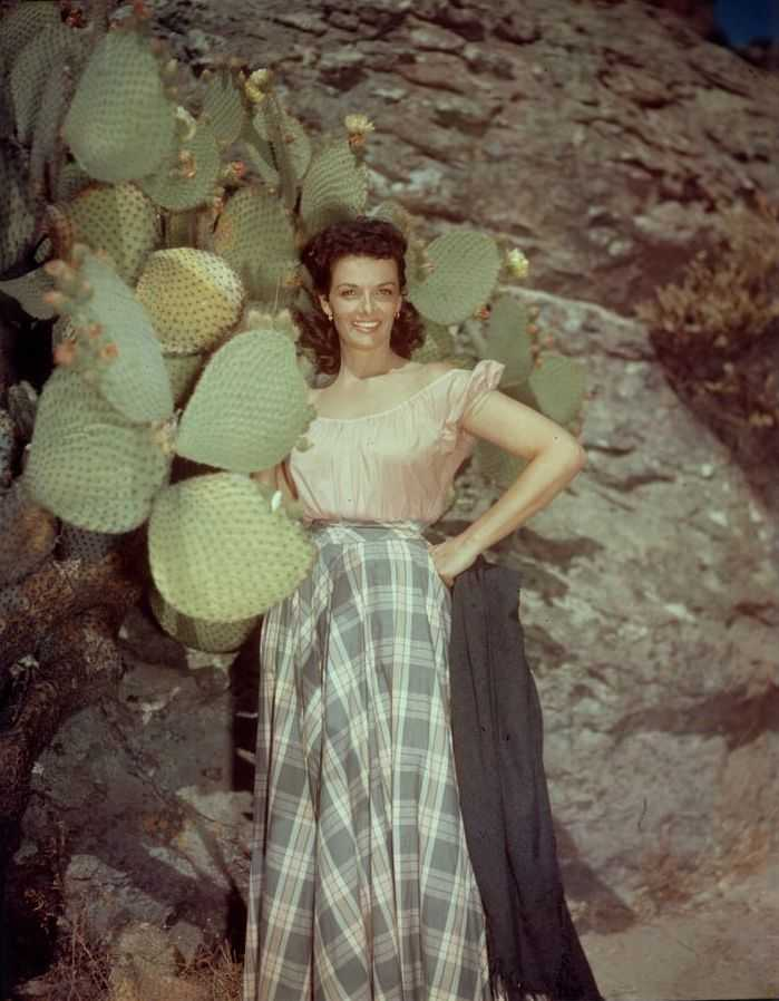 jane russell cute smile