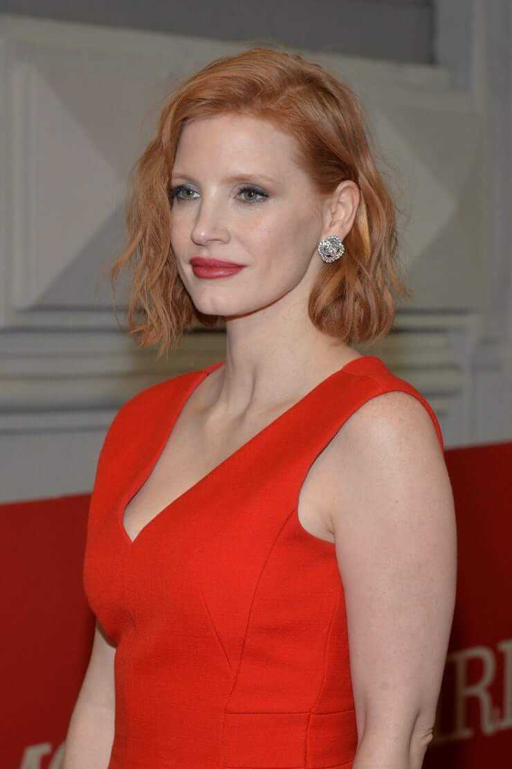 jessica chastain gorgeous