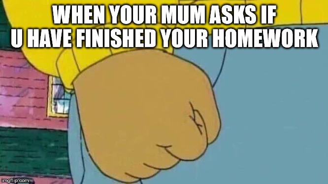 jolly Arthur's Fist memes