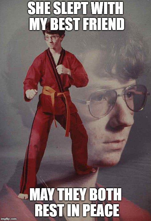 jolly Karate Kyle memes