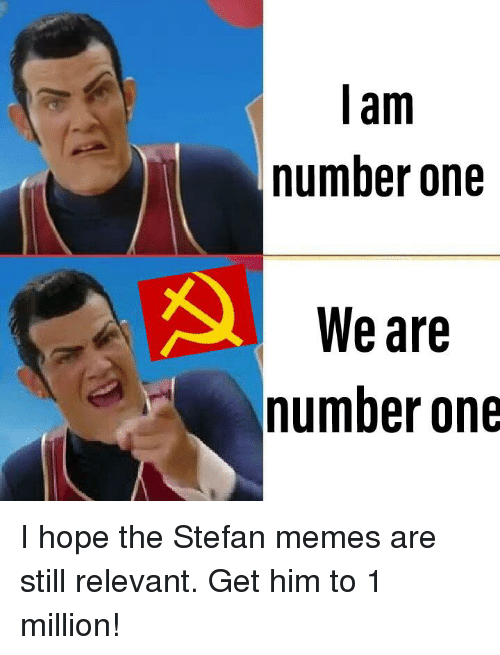 jolly We Are Number One memes