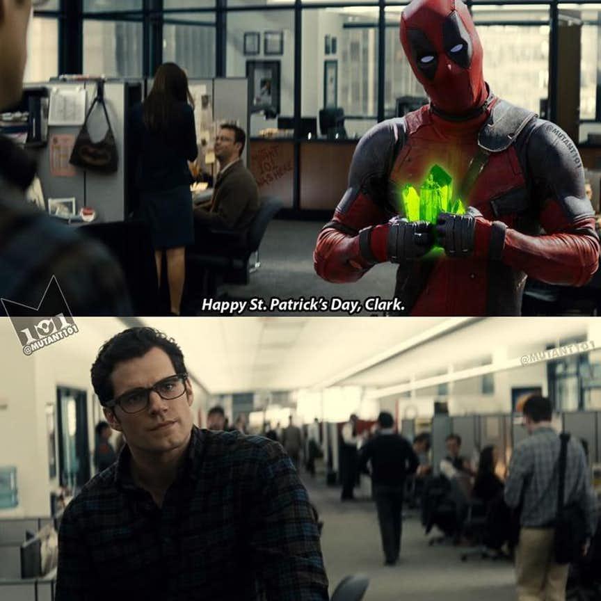 laughable Avengers Vs Justice league memes