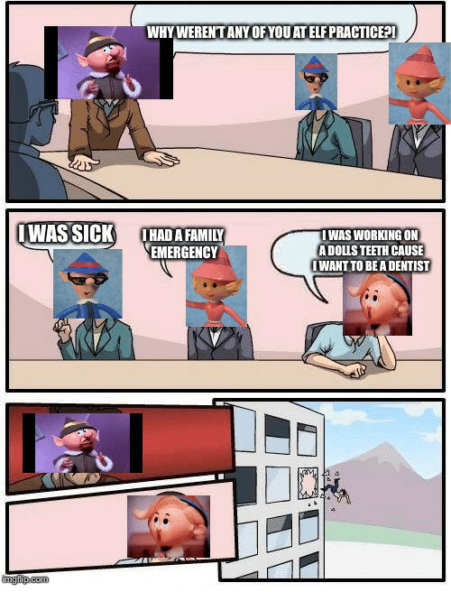 laughable Boardroom Suggestion memes