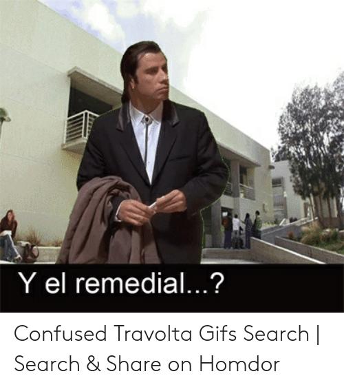 laughable Confused Travolta memes